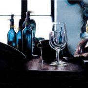 Traditions, di Tobia Anzanello (45x35 cm, oil on canvas)