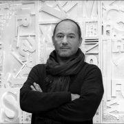 Gian Mario Villalta, fotogafia di Dino Ignani