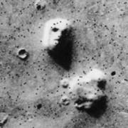 Volto su Marte (foto 1976)