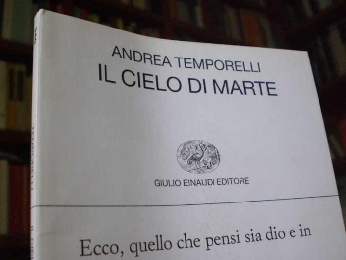 Il cielo di Marte (Einaudi, 2005)