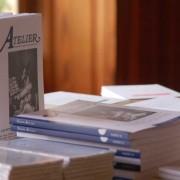 La rivista Atelier in esposizione