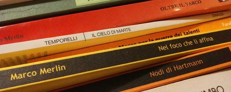 Marco Merlin - Andrea Temporelli: libri