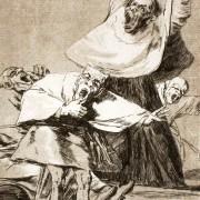 Goya Capricho 80: Ya es hora