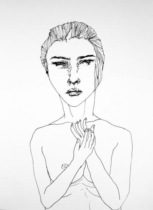 Pudore, di Marta Ferro
