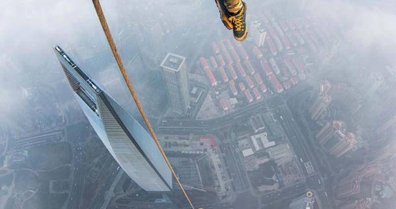 Shangai Tower, China