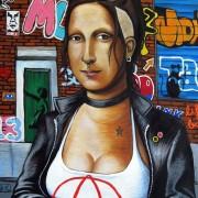 Gioconda Punk, di Emanuele Taglieri