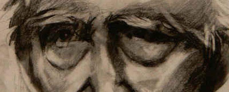 Ritratto di Luzi, di Anna Cecchetti (2003)