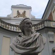 Busto di Vittorio Alfieri, Asti, Palazzo Alfieri