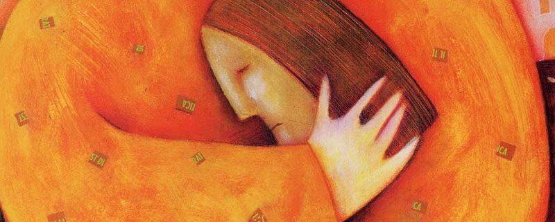 Opera di Alessandra Cimatoribus (ritaglio)