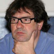 Lo scrittore Giulio Mozzi