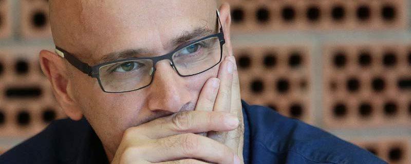 Il critico Roberto Galaverni