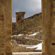 Roscigno Vecchia. Murature antiche
