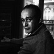 Paul Celan, pseudonimo del poeta di lingua tedesca Paul Antschel (Cernăuti, Bucovina, 1920 - Parigi 1970)