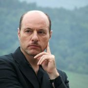 Lo scrittore Eraldo Affinati
