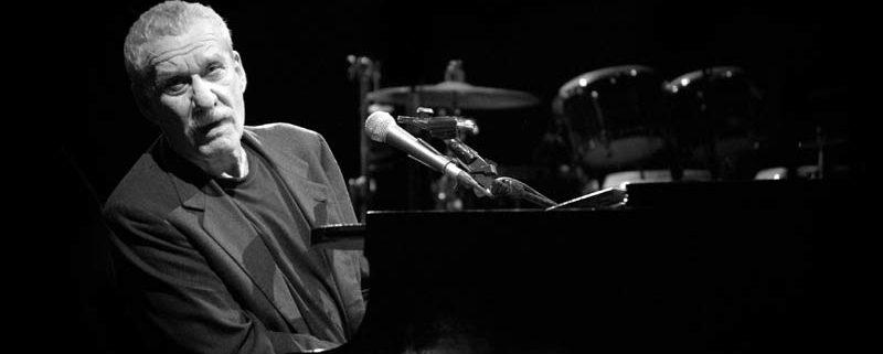 Il cantautore Paolo Conte