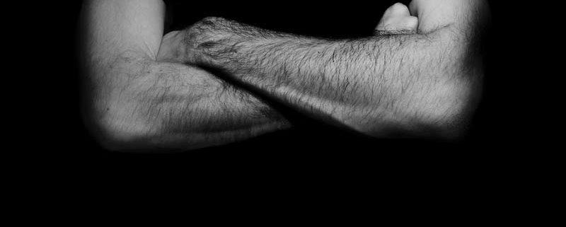 AI DONT SI MI, fotografia digitale di Davide Maria Palusa, 80x150 cm