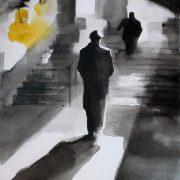 Luce oltre il tunnel, di Francesca Bersani, 2011