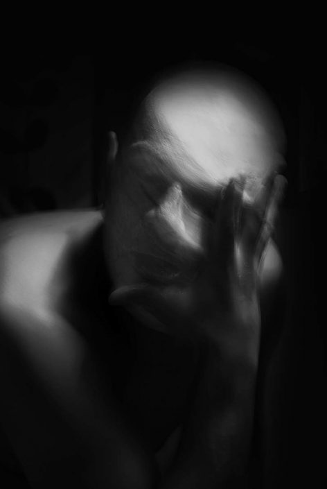 Metamorfosi, fotografia digitale di Wanda D'Onofrio, 30x40 cm