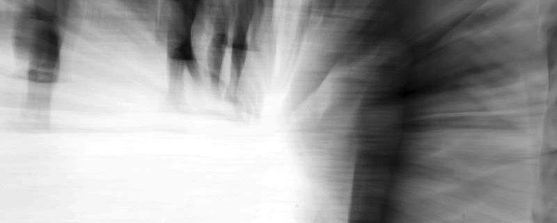 Piazza delle Anime, fotografia digitale di Stefano Sbrulli, 40x40 cm
