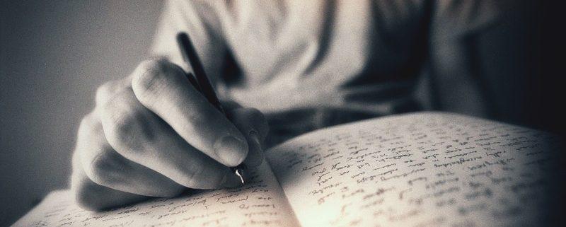 Scrivere non è diario