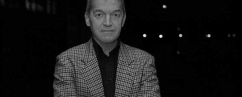 Tiziano Broggiato, fotografia di Dino Ignani