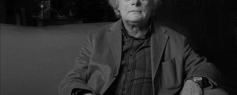 Maurizio Cucchi, fotografia di Dino Ignani