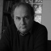 Claudio Damiani, fotografia di Dino Ignani