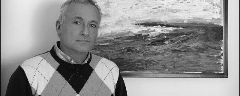 Roberto Deidier, fotografia di Dino Ignani