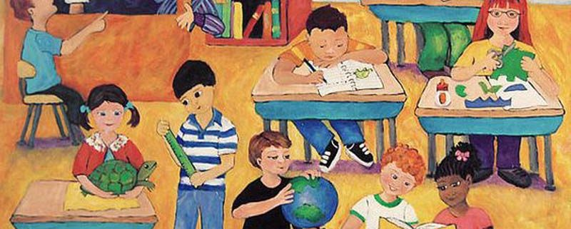 Little Learners, di Peggy Johnson