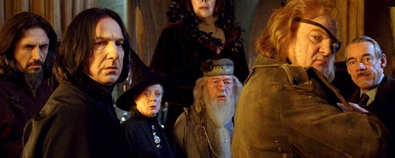 Professori a Hogwarts