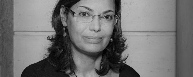 Giovanna Rosadini, fotografia di Dino Ignani