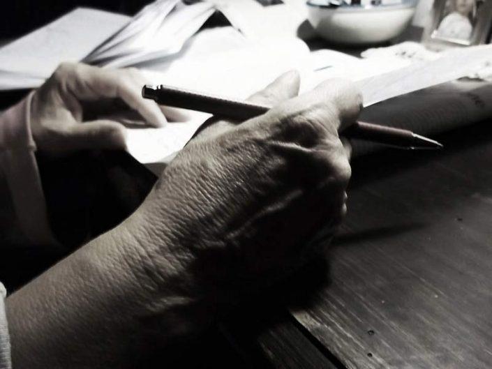 L'officina di uno scrittore