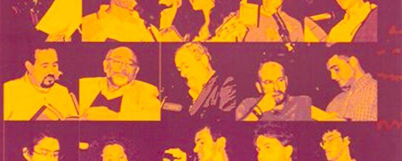 Dettaglio del manifesto dell'edizione 2004 di Parcopoesia