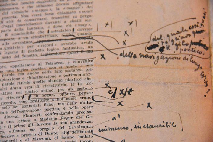 Traduzioni autografe di Ungaretti