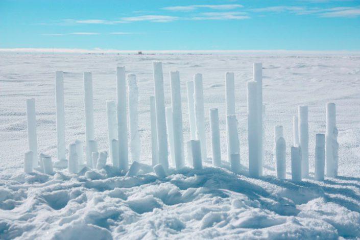 Carote di ghiaccio