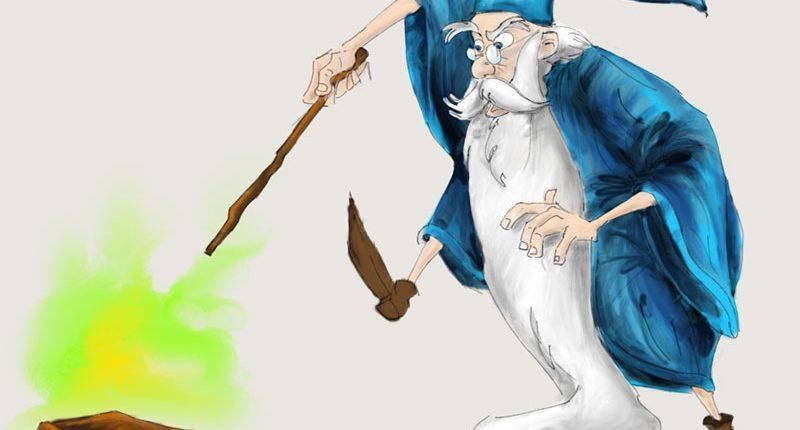 Il mago Merlino
