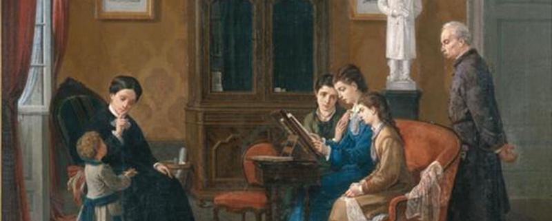 De Amenti, Lettura dei Promessi Sposi