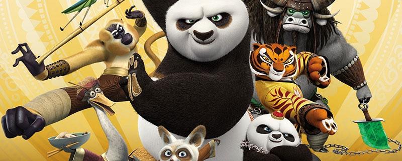 Kung Fu Panda e l'ingrediente segreto