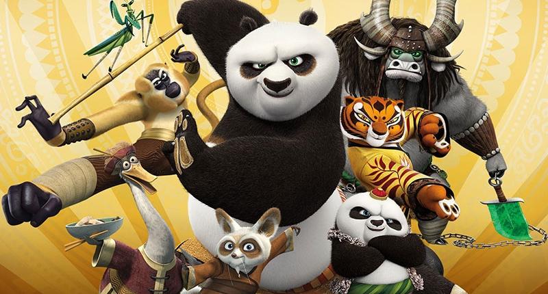Kung Fu Panda e l'ingrediente segreto