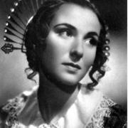 Dina Sassoli nei panni di Lucia Mondella (1941)