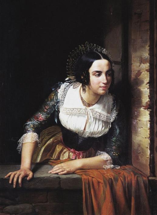 Eliseo Sala, Lucia Mondella, 1843