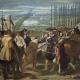 La resa di Breda o Le lance, di Diego Velázquez
