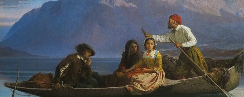 Addio monti sorgenti, di Luigi Bianchi