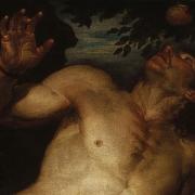 Tantalo, di Gioacchino Assereto (1600-1649).