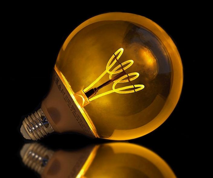 L'autore è la lampadina accesa