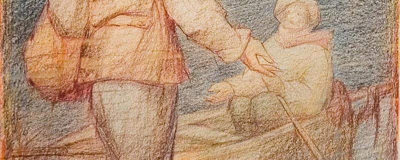 Passagguo dell'Adda, di Giorgio Scarpati