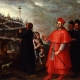 Pittore lombardo, Pellegrinaggio del cardinale Federico Borromeo al Sacro Monte di Varese