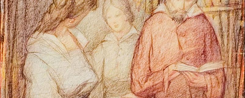 Donna Prassede e don Ferrante, di Giorgio Scarpati – 1908-1987