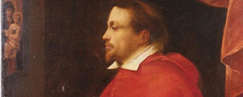 Ritratto di Federico Borromeo (1564-1631), di Giulio Cesare Procaccini