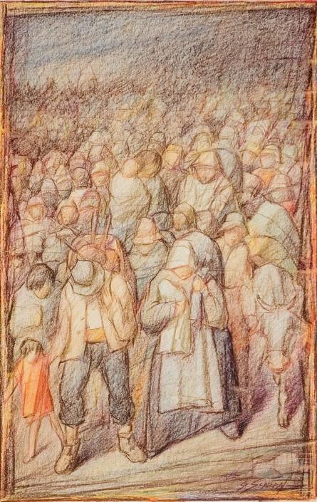 Arrivano i Lanzichenecchi, di Giorgio Scarpati